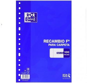 Recambio 100h 16 Taladros folio cuadricula 4
