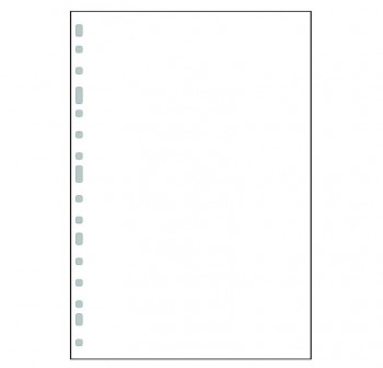 Pack 5 Recambios 50h folio liso