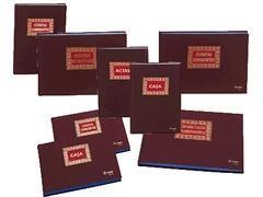 DOHE Libro contabilidad (varios)