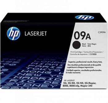 HP Toner laser C3909A negro original
