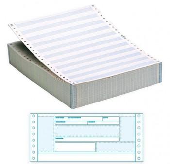 Pack 2499 recibos en continuo original 240mmx12 3recibos por hoja 833h