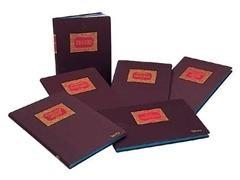 Libro actas móviles 15 anillas folio 100h