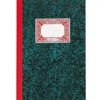 Cuaderno cartóne contabilidad 4º 100h cuadricula 4