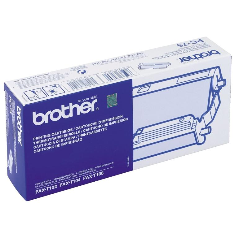 BROTHER Cinta transf.termica PC-302 original