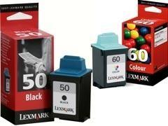 LEXMARK Cartucho inkjet 17G0050 / 17G0060 original