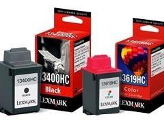LEXMARK Cartucho inkjet 13400HC / 13619HC original