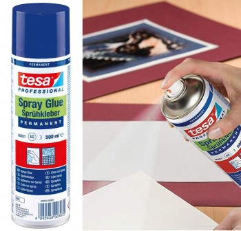 Spray adhesivo permanente Tesa  500 ml