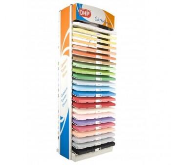 DHP Mueble expositor Cartulinas 50x65-23 colores .x 50cartulinas.