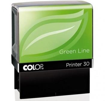 COLOP Sello preimpreso eco C-30 18x47mm automat.