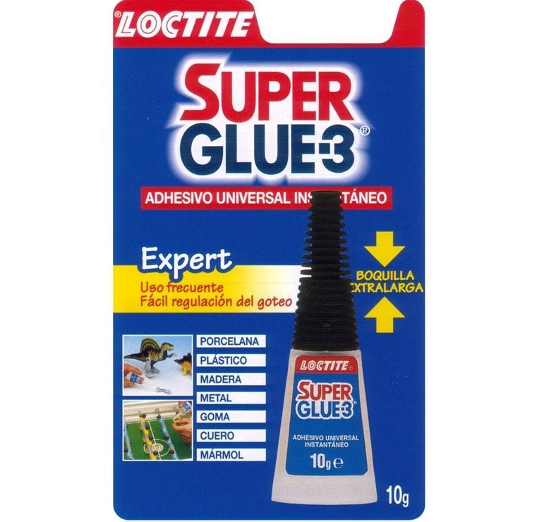 Bote pegamento loctite super glue 3 expert 10gr
