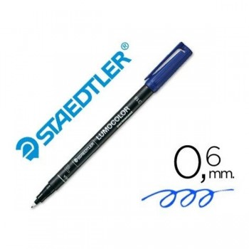 STAEDTLER Rotulador lumocolor no permanente