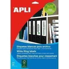 APLI Etiqueta I/L/C  190x61 100ud