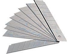 DELI Recambio cutter ancho 18mm paq.10und.