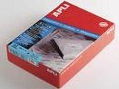 APLI Etiqueta i/l/c adh.extra fuerte c/recto a4 c-100 (210x148mm 200unds)