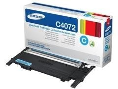 SAMSUNG Toner laser CLT-C4072S CYAN original 1k