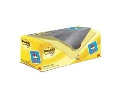 Pack 16 notas value Post-it   76x127 mm 16 + 4 gratis