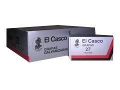 CASCO Grapas mod.27 cromada