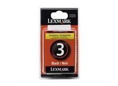 LEXMARK Cartucho inkjet 18C1530BR negro original Nº3