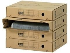 Caja archivo definitivo para listados 15 kraft