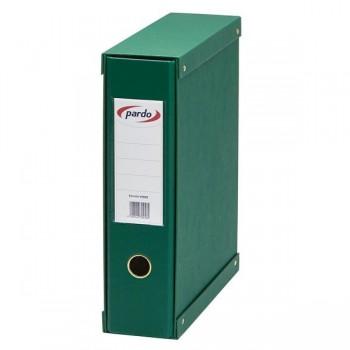 Módulo 1 Archivador palanca con refuerzo metálico 350X100X290mm 70mm verde