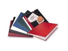 Caja 100 Carpetas encuadernación térmica yosan A4 6mm blanco