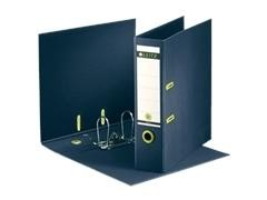 Archivador leitz re:cycle A4 80mm azul