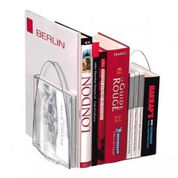 Soporte para libros fabricado en poliestireno