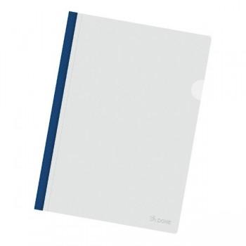 Dossier varilla tamaño A4 color azul