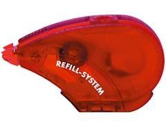 PENTEL Roller adhesivo 8,4mm permante con carga recargable