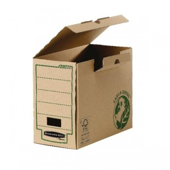 Bankers Box Pack 20 archivos definitivos folio 150X255x350mm