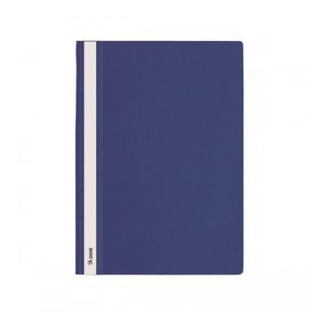 Dohe Dossiers fástener pp lomo personalizable A4 azul