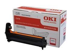 OKI Tambor laser EP-CART-C610 20k AMARILLO original
