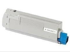 OKI Toner laser C610 NEGRO (8K) original