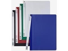 Dossier varilla abatible klemm chic PVC 1-30h A4 negro