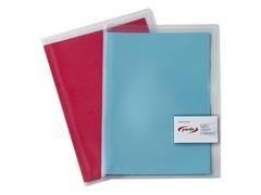 Dossier uñero pvc cierre solapa con tarjetero 32,5x22,5cm
