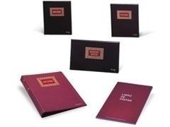 F7I Libro contabilidad registro socios folio apaisado 10h
