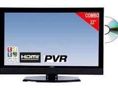 "OKI Televisor TFT-LCD 22\"" HDMI/USB"