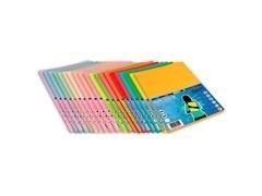 Pack 100h papel color 80gr A4 verde