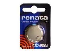 RENATA Pila boton CR2450N