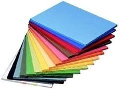 DHP Cartulina colores DIN A4 180GR. BLANCA 50 hojas