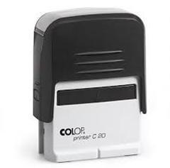 COLOP Sello preimpreso P-20 automat.formulas ACTUALIZADO