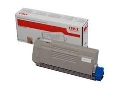 OKI Toner laser C711/C710 NEGRO original 11k