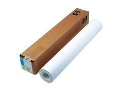 Rollo papel plotter recubierto HP 90gr 61cmx45,7m
