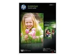 Pack 100h papel fotografico HP semi-glossy 170gr A4