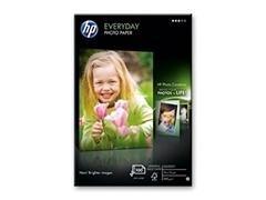 Pack 100h papel fotografico HP 170gr 10X15cm