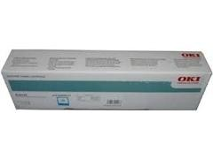 OKI Toner laser ES8430 AMARILLO original 7k
