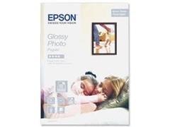 Pack 20h papel fotografico Epson 225gr A4