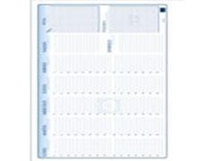MARINO Talonario de planning semanario