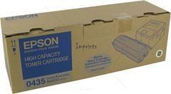 EPSON Toner laser S050435 original NEGRO (8K)