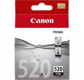 "CANON Cartucho inkjet 2xPGI-520BK \""twin pack\"" original NEGRO"